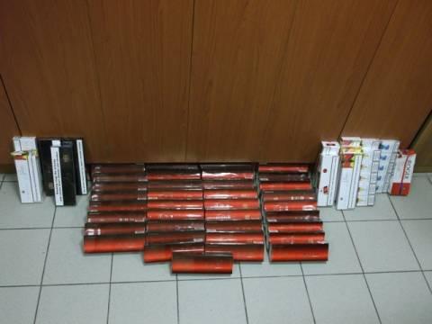 Νέες συλλήψεις για παράνομο εμπόριο τσιγάρων στο Ηράκλειο