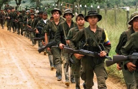 Η Ουάσιγκτον βοήθησε την Kολομβιανή κυβέρνηση στην εξόντωση της FARC