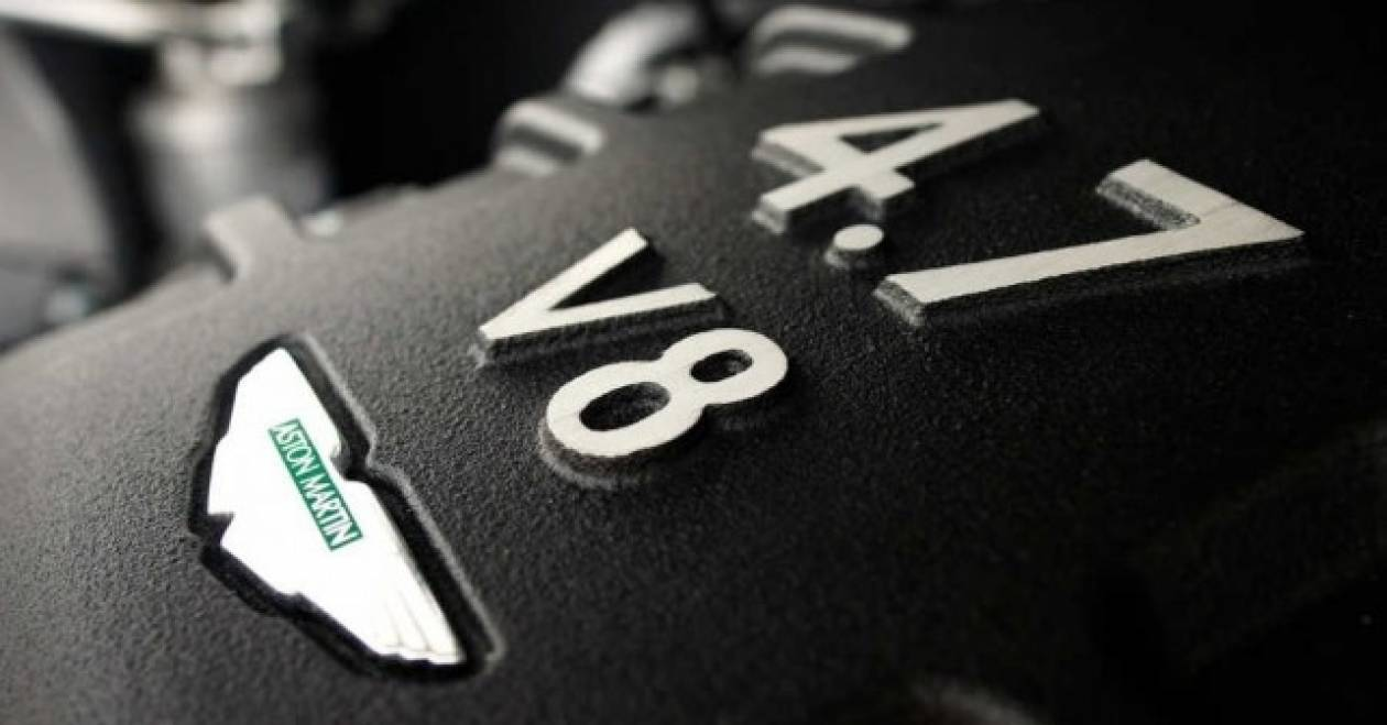 Aston Martin: Οριστικά με κινητήρες AMG
