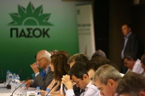 ΠΑΣΟΚ: Θυελλώδης η συνεδρίαση της Κεντρικής Επιτροπής
