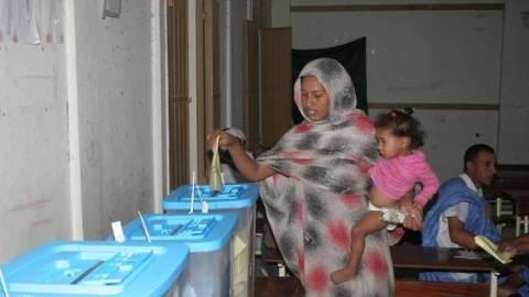 Ημέρα εκλογών στη Μαυριτανία