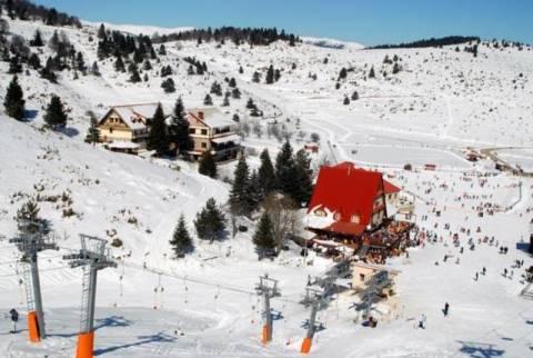 Β. Ελλάδα: Παραμένει το κρύο - ανοιχτά τα χιονοδρομικά κέντρα