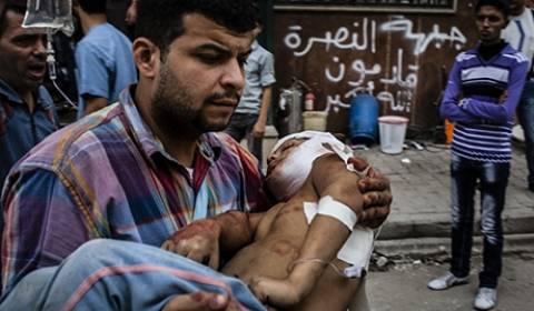 Συρία: Πάνω από 300 νεκροί από το βομβαρδισμό στο Χαλέπι