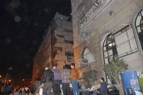 Πολύνεκρη έκρηξη στην Αίγυπτο - Τρομοκρατία βλέπει το Κάιρο