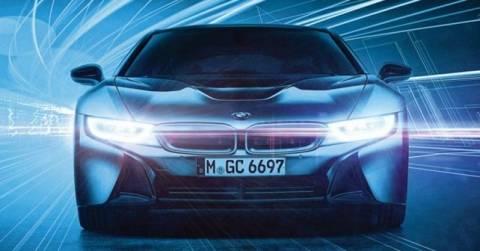 Τεχνολογία λέιζερ στα φώτα αυτοκινήτων