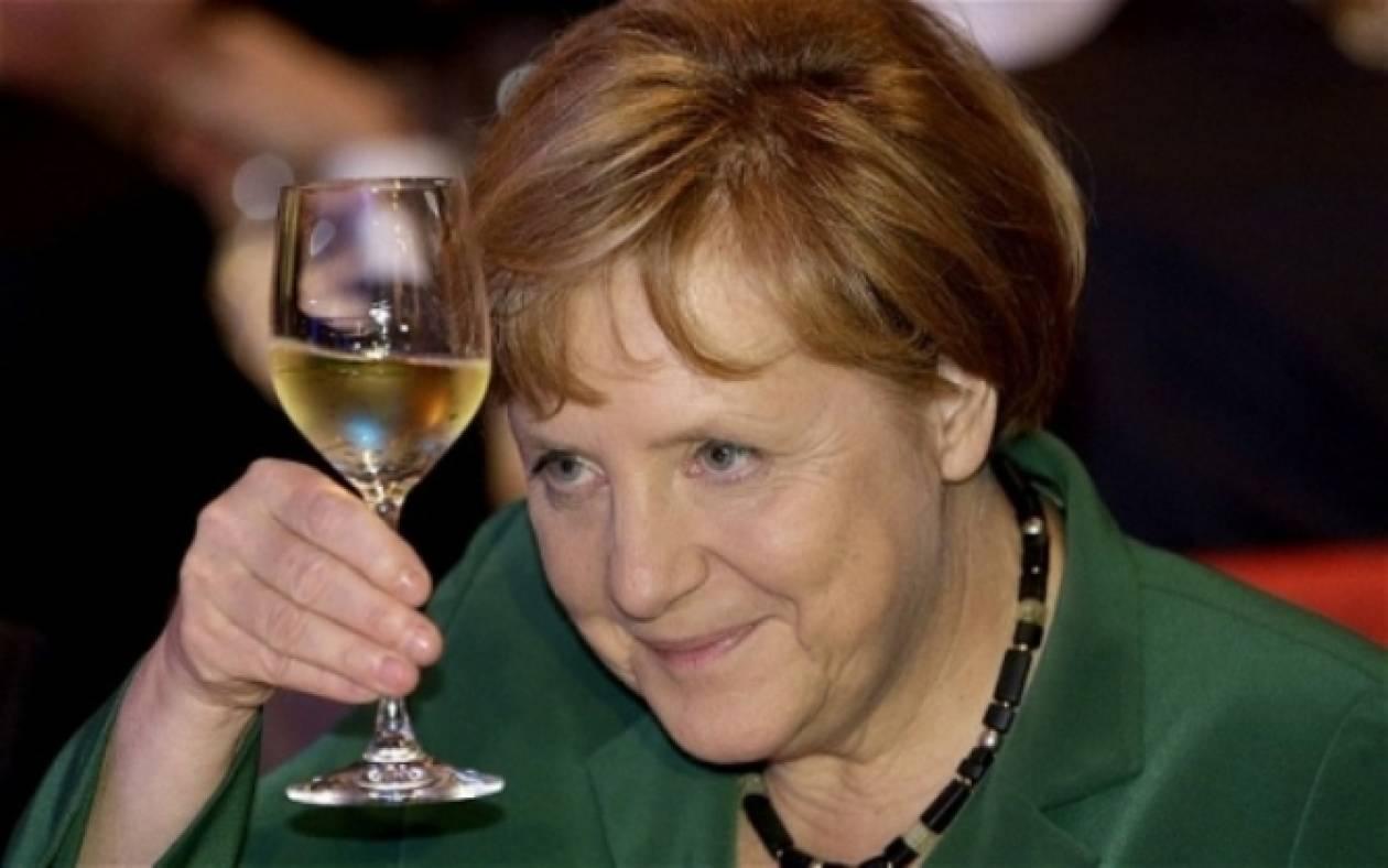 Μέρκελ: Αν η Ελλάδα έβγαινε από το ευρώ, θα ακολουθούσαν όλοι!