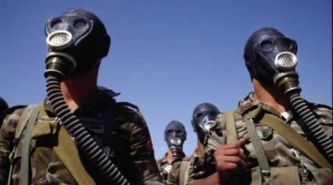 Συρία:Οι Αρχές κατηγορούν αντάρτες ότι επιτέθηκαν σε χώρο με χημικά