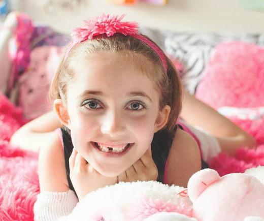 Tα τελευταία Χριστούγεννα της 8χρονης Laney