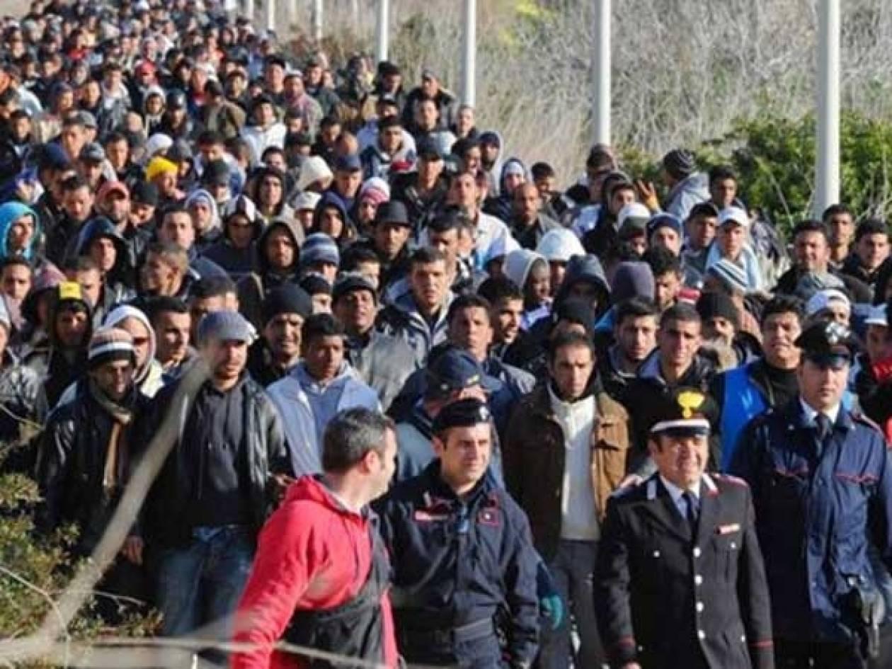 Τίτλοι τέλους για το κέντρο μεταναστών της Λαμπεντούζα