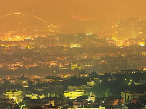 Αναλυτικά τα έκτακτα μέτρα για  αντιμετώπιση ατμοσφαιρικής ρύπανσης