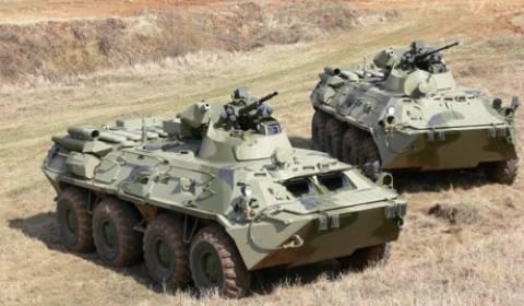 Ρωσικό τεθωρακισμένο όχημα το καλύτερο στον κόσμο