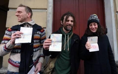 Ρωσία: Στις χώρες τους επιστρέφουν 20 ακτιβιστές της Greenpeace