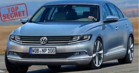Νέο VW PASSAT το 2014
