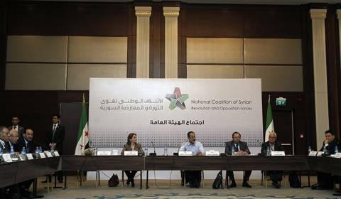 Ρωσία: Επίσκεψη Συριακής αντιπολίτευσης τον Ιανουάριο στη Μόσχα
