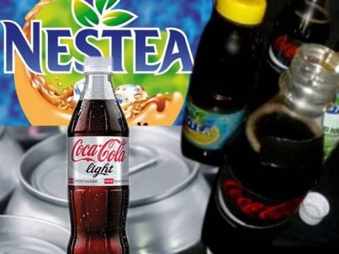 Ανακοίνωση του ΕΦΕΤ για Coca-Cola light και Nestea