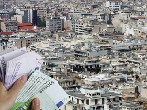Τα νέα «χαράτσια» απειλούν με κατάρρευση την αγορά ακινήτων