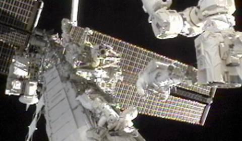 Τρίτη έξοδος από τον Διεθνή Διαστημικό Σταθμό για 2 Ρώσους κοσμοναύτες