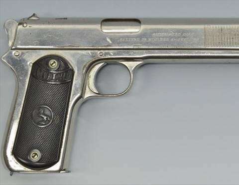 Στη δημοπρασία πιστόλι των Μπόνι και Κλάιντ