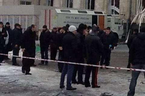 Νεκρό παιδί από τη φονική έκρηξη στη Ρωσία (vid)
