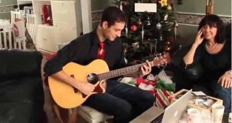 Γιος σε πατέρα: Σε προτιμούσα κουφό! (video)