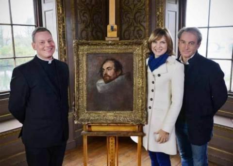 Τηλεοπτική εκπομπή ανακάλυψε χαμένο πίνακα του Άντονι βαν Ντάικ