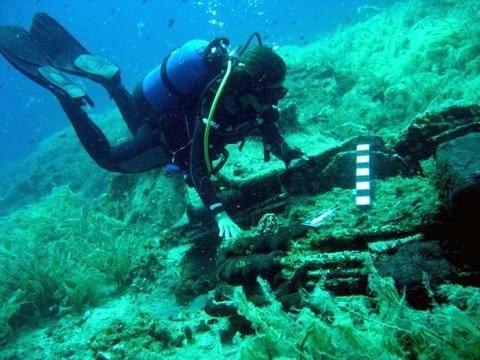 Λειψοί: Βρήκαν αρχαίο ναυάγιο και κέρδισαν 15.000 ευρώ!