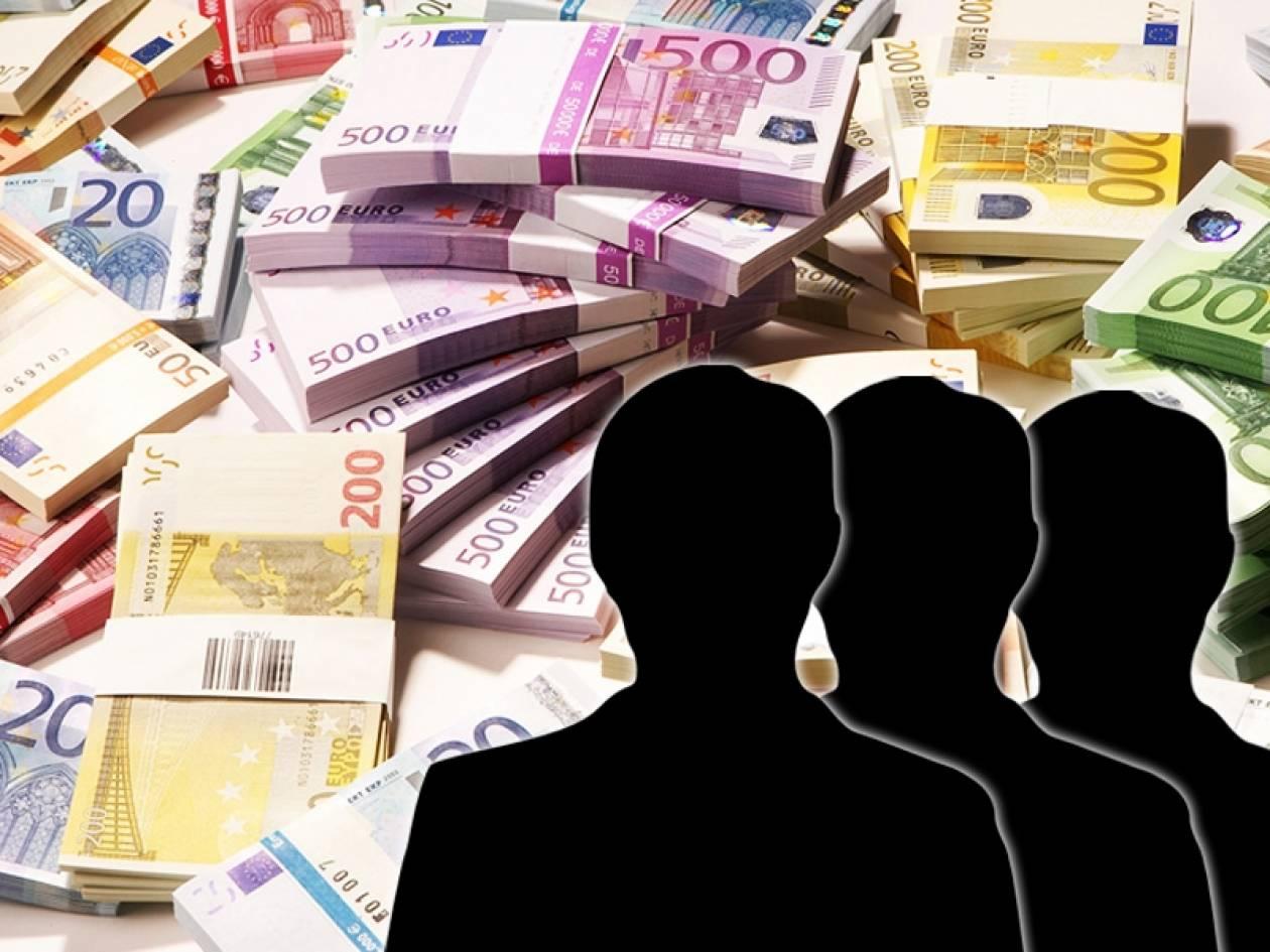 Έλληνες κροίσοι που μένουν ανέγγιχτοι παρά τα χρέη δισεκατομμυρίων!