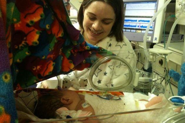 Το θαύμα των γιορτών: Μωρό «ξαναγεννήθηκε» αφού καταψύχθηκε!