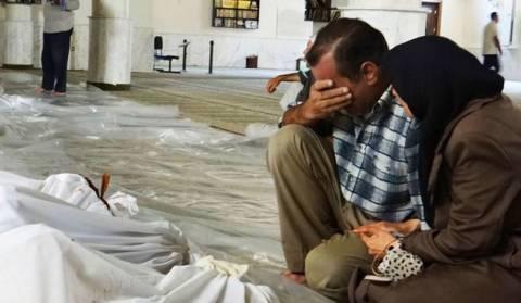 Συρία: 73.000 νεκρούς άφησε πίσω του το 2013