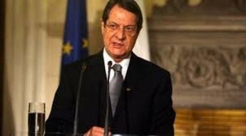 Συγχαρητήρια για την ελληνική προεδρία από τον Κύπριο Πρόεδρο
