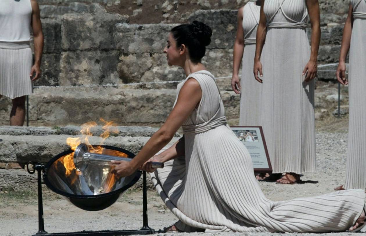 Θέλουν να μην ανάψει στην Αρχαία Ολυμπία η Ολυμπιακή φλόγα