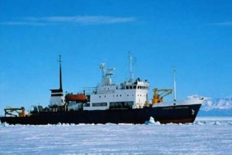 Αίσιο τέλος για τους 52 επιβαίνοντες στο ρωσικό πλοίο στην Ανταρκτική