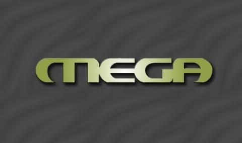 Πρωτιά του κεντρικού δελτίου ειδήσεων του Mega το 2013