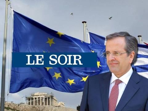 Le Soir: Η Αθήνα στο τιμόνι της Ευρώπης