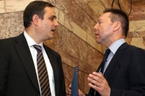 Συνάντηση Σαχινίδη-Στουρνάρα εν όψει Τρόικας