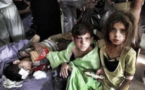 Συρία:12 άνθρωποι έχασαν τη ζωή τους από πείνα μέσα σε 48 ώρες