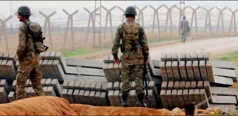 Hurriyet: Ξεκίνησε η κατασκευή τείχους με τη Συρία