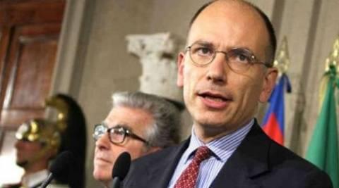 Λέτα: «Η μείωση του σπρεντ είναι αποτέλεσμα της θυσίας των Ιταλών»
