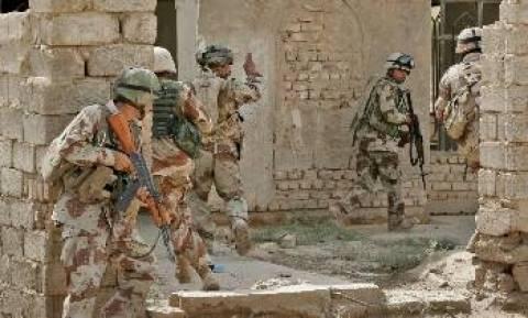 Οκτώ στρατιώτες σκοτώθηκαν σε συγκρούσεις στην επαρχία Αλ-Άνμπαρ