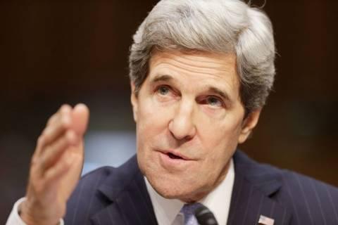 Κέρι:Δίκαιο το ειρηνευτικό σχέδιο για το Ισραήλ και τους Παλαιστίνιους