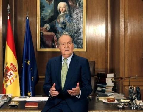 Ισπανία: Ο λαός ζητά από τον Χουάν Κάρλος να παραιτηθεί