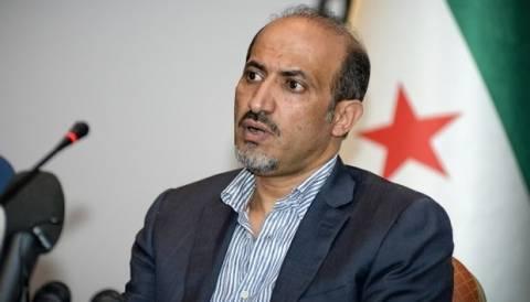 Η συριακή αντιπολίτευση επανεξέλεξε ως ηγέτη της τον Αχμέντ αλ-Τζάρμπα