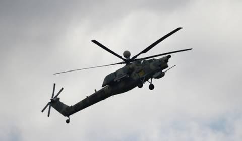 Η Ρωσία προμήθευσε το Ιράκ 13 επιθετικά ελικόπτερα Mi-28NE