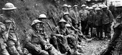 FT: Ανησυχητικές οι ομοιότητες του Α' Παγκοσμίου Πολέμου 1914 με 2014