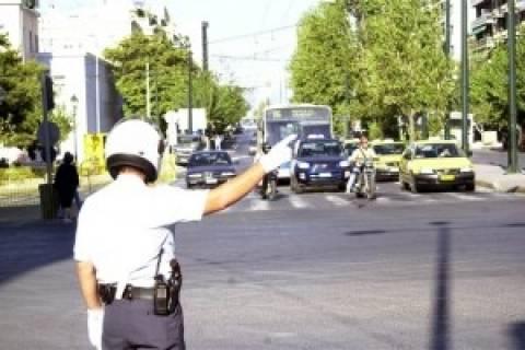Έκτακτες κυκλοφοριακές ρυθμίσεις ενόψει... ελληνικής προεδρίας