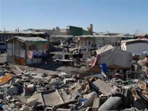 Κρήτη: Έξωση στους αθίγγανους κάνει το εμπορικό κέντρο Ηρακλείου