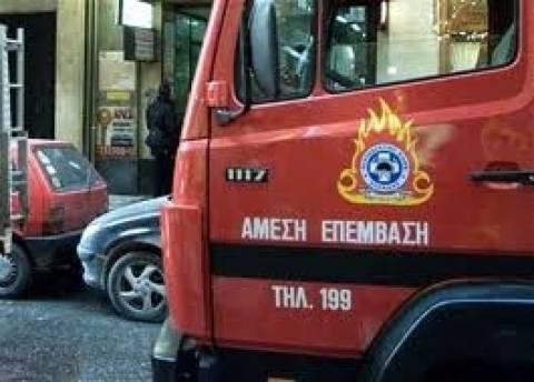 Φωτιά σε ιατρείο στην Αλεξανδρούπολη
