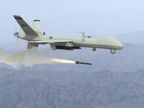 Οι χειριστές των «drones» εμφανίζουν διάφορα ψυχολογικά προβλήματα!