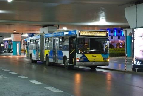 Με λεωφορείο στο Ζάππειο οι Ευρωπαίοι επίτροποι