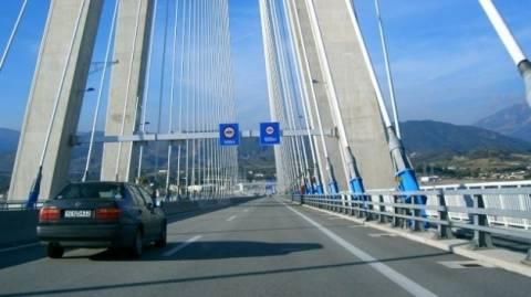 ΠΡΙΝ ΛΙΓΟ: Απόπειρα αυτοκτονίας στη γέφυρα Ρίου - Αντιρρίου!